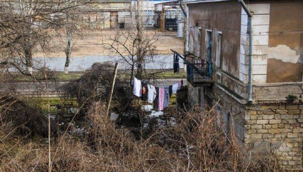 Своєрідне гетто: як виглядають занедбані райони Одеси, фото
