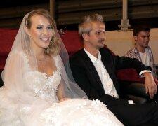 свадьба ксения собчак