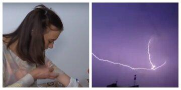 """""""Начало трясти"""": девочка рассказала о пережитом после удара молнии"""