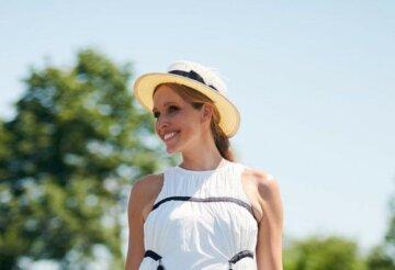 """Осадчая устроила """"беременную"""" фотосессию в украинском Провансе, вызвав восторг: """"Вам идёт быть в положении"""""""