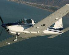 Самолет Tecnam P2002