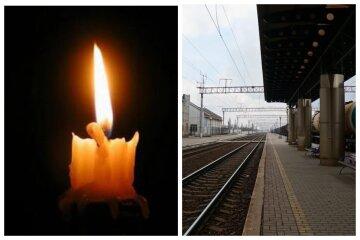 Грузовой поезд снес человека на вокзале: появилось видео трагедии