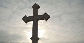 крест церковь