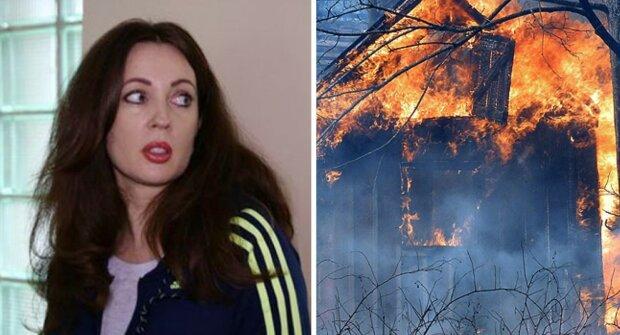 «Хватит кино»: известный волонтер обвинила Зеленского в отсутствии реакции на пожары в Украине