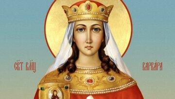 Праздник святой Варвары Илиопольской: что запрещено делать 17 декабря и кому нужно быть осторожней