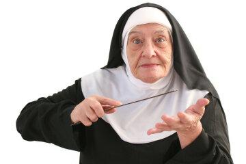 монахиня вера религия церковь католицизм