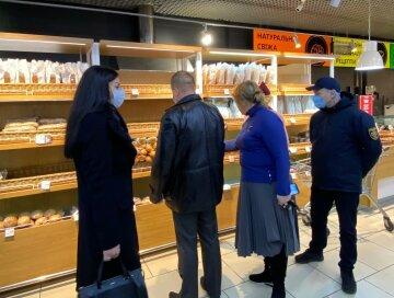 супермаркет, коронавирус, Харьков