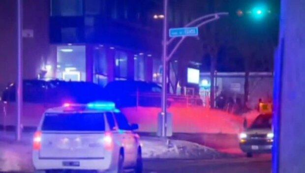 Стрельба в канадской мечети: первые кадры с места трагедии (видео)