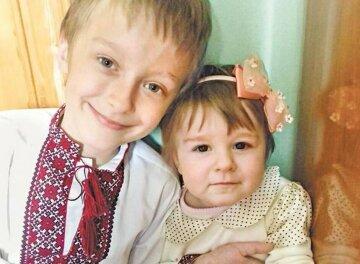 Семирічний українець подарував друге життя маленькій Ані: чудо-порятунком здивовані навіть лікарі