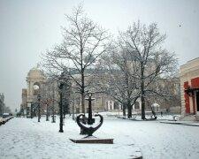 Одесса, зима