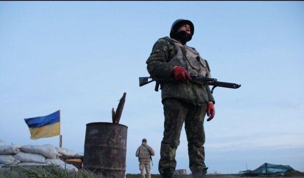 Чонгар Крым граница пограничник