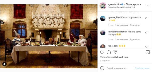 Холостяк Данилко устроил романтический ужин главной спутнице своей жизни: