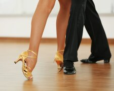 ноги танцы туфли