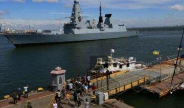 В одеський порт зайшли кораблі НАТО: фото того, що відбувається
