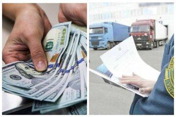 """Одесские таможенники обложили новой данью бизнесменов: """"по 500 долларов с каждого"""""""