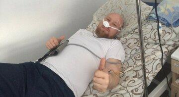 Харківський журналіст, який постраждав через російські спецслужби, потребує допомоги: подробиці