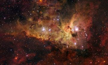 Эта Киля звезда космос