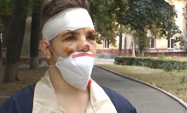 """Єдиний вцілілий в авіакатастрофі Ан-26 курсант розповів про свій стан: """"Я ночі не сплю, не можу..."""""""