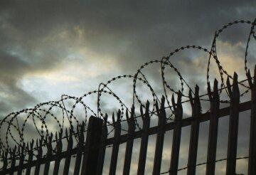решетка, тюрьма