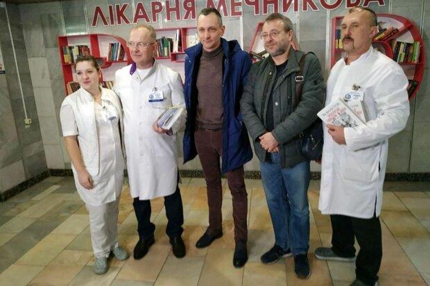 Радник прем'єра Юрій Голик презенував свою книгу в Днепрі, - ЗМІ