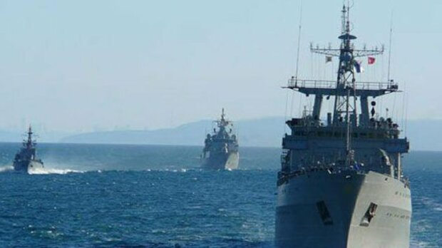 Скандал на «фуршете» по дерибану Азовского моря в Киеве: Вызывайте СБУ, здесь преступник