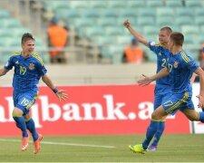 юношеская сборная украины