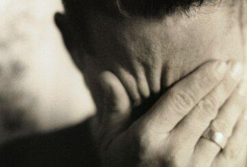горе грусть печаль плачет