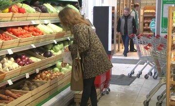 супермаркет, магазин, покупки, цены, пластиковые пакеты