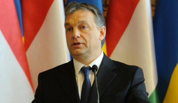 Виктор Орбан Венгрия
