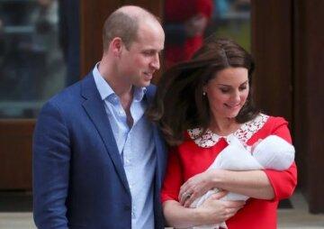 Принц Вільям та Кейт Міддлтон охрестять сина: відомі дата і місце церемонії