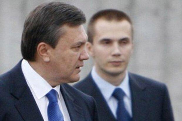 розыск, Виктор Янукович, Александр Янукович