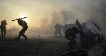всу, боевики, война, донбасс