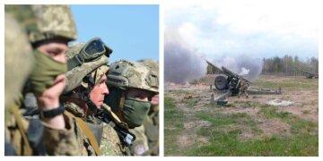 Справжня міць: бійці десантно-штурмових військ показали повну готовність на Донбасі, фото