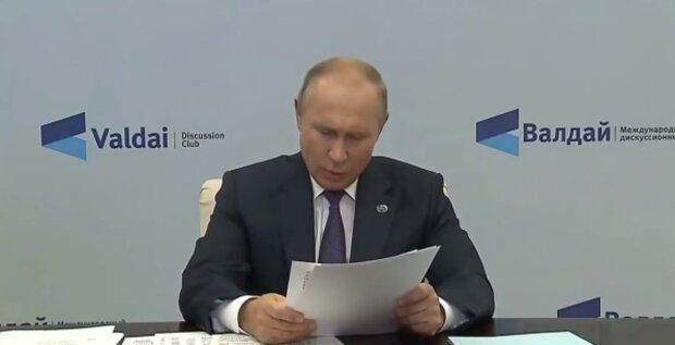 """Путін з бункера заговорив про похорон, відео: """"Хочу сказати всім, хто чекає"""""""
