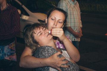 Жуткая трагедия в центре Киева: погибла девочка, родители вне себя от горя