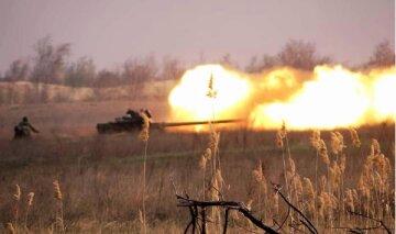 Танки и артиллерия громыхают на юге Украины: фото и подробности