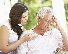 старость, деменция, слабоумие