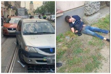 """""""Вел себя неадекватно"""": водитель устроил четыре ДТП за один день, фото"""
