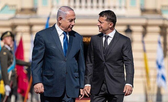 Зеленский Нетаньяху