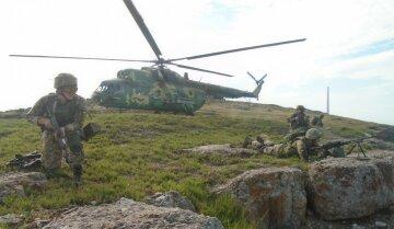 """Українські морські піхотинці відбили атаку """"супротивника"""" на Одещині: подробиці і кадри"""