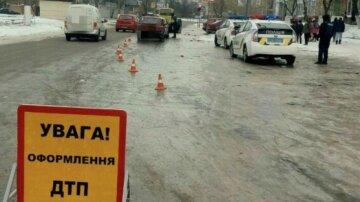 Масштабная авария всколыхнула Киевщину, столкнулось сразу пять авто: детали и кадры ДТП