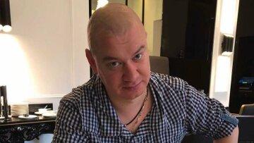 """Зараженный и располневший Кошевой из """"Квартал 95"""" показал лишнее на домашнем видео: «Мой Гриша»"""