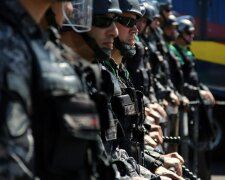 полиция бразилии,