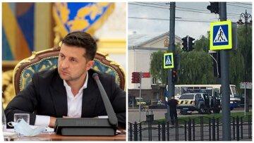"""Зеленский срочно отреагировал на захват автобуса в Луцке, новые детали ЧП: """"К сожалению..."""""""