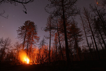 Station Fire Nears Full Containment After Scorching Over 250 Square Miles