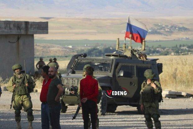 Сирия, российские войска