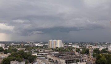 Стихия несется в Одесскую область: объявлен первый уровень опасности