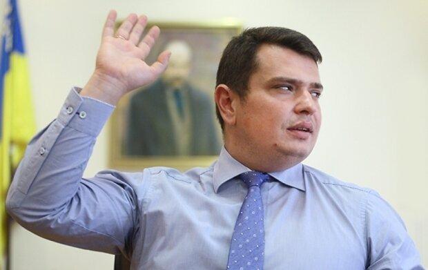 Артем Сытник, НАБУ