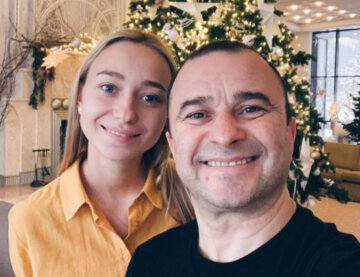 """Молода дружина Віктора Павлика потрапила в ДТП напередодні його 55-річчя, фото: """"Я б померла там..."""""""