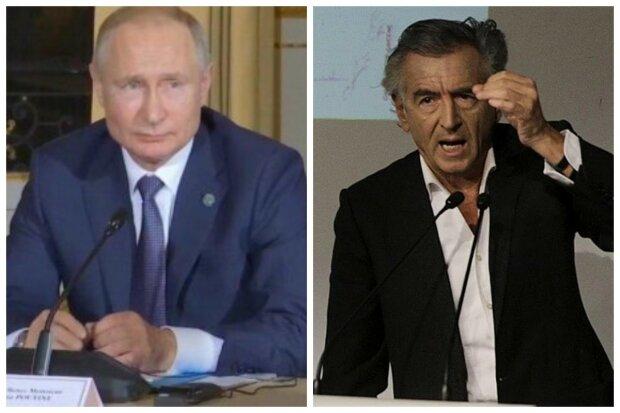 """Французький письменник розповів, ким насправді є Путін для РФ: """"Він ворог і ганьба"""""""
